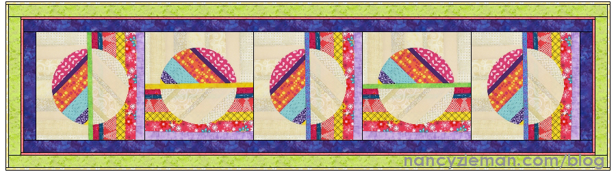 TableRunner NancyZieman