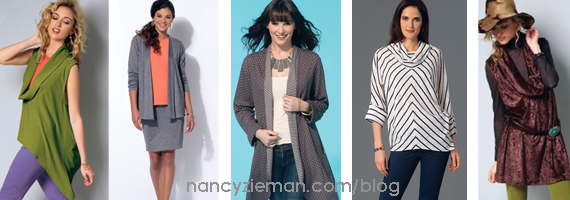 Six tips for sewing knit garments by Nancy Zieman