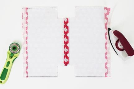 Fabric Bins Nancy Zieman 1