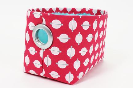 Fabric Bins Nancy Zieman 9