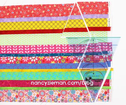 May Block of the Month Nancy Zieman 2