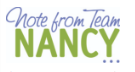 Note From Team Nancy