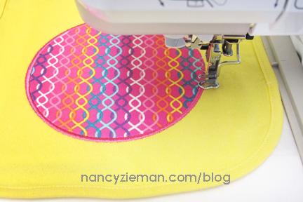 Milestone Month Birthdays Embroidery Nancy Zieman 10