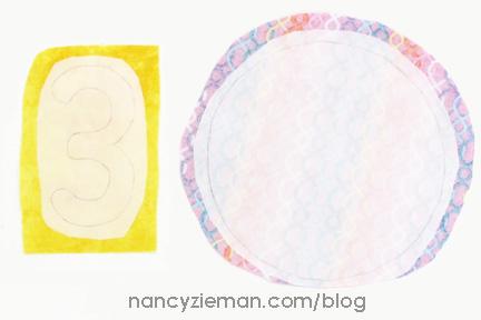 Milestone Month Birthdays Embroidery Nancy Zieman 1A