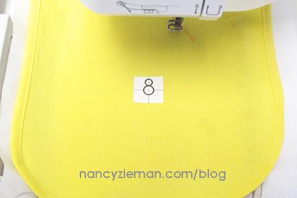 Milestone Month Birthdays Embroidery Nancy Zieman 6