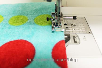 TowelWrap Nancy Zieman 11