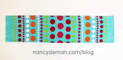 TowelWrap Nancy Zieman 2