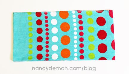 TowelWrap Nancy Zieman 3