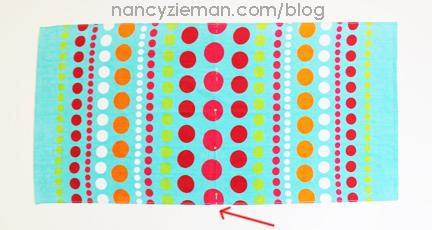 TowelWrap Nancy Zieman 4