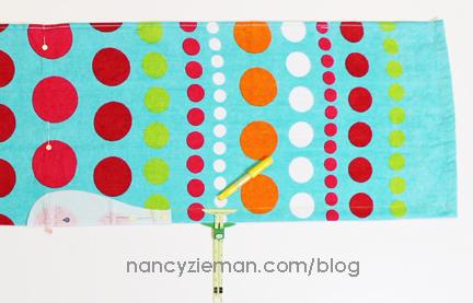 TowelWrap Nancy Zieman 6