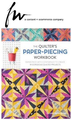 The Quilter's Paper-Piecing Project Workbook | F+W Media