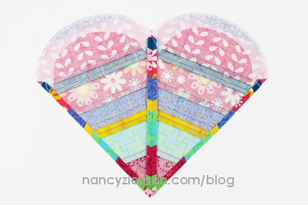 Greatful Heart BoM Nancy Zieman 22