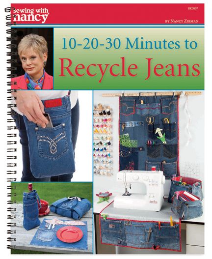 10 20 30 Minute Recycled Denim by Nancy Zieman