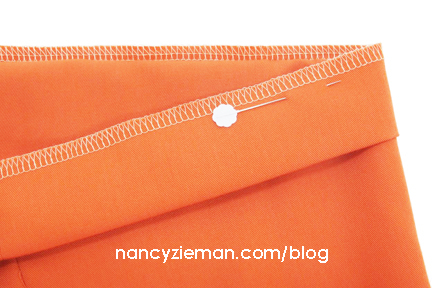Absolute Easiest Hems Nancy Zieman 6
