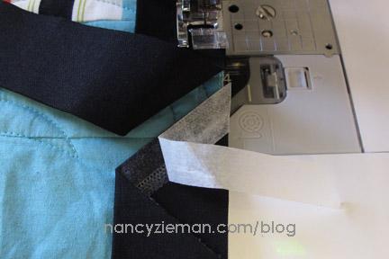 Binding Tutorial Nancy Zieman 10