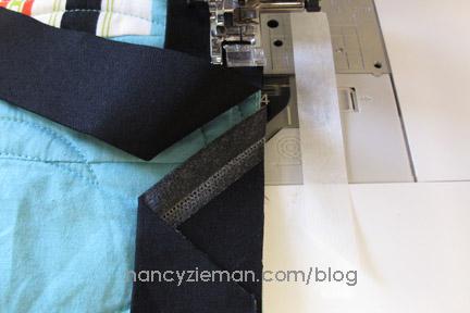 Binding Tutorial Nancy Zieman 11
