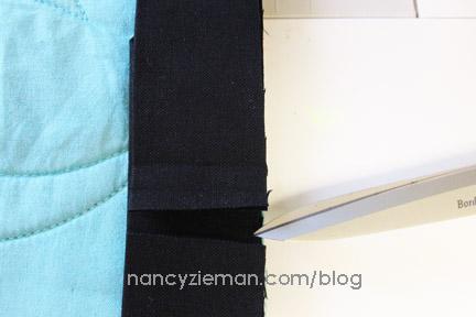 Binding Tutorial Nancy Zieman 13