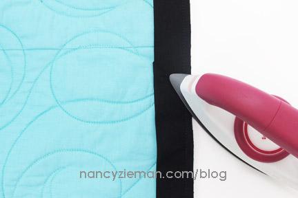 Binding Tutorial Nancy Zieman 15