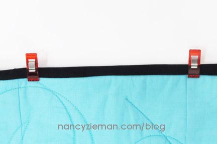 Binding Tutorial Nancy Zieman 16