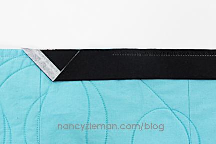 Binding Tutorial Nancy Zieman 3