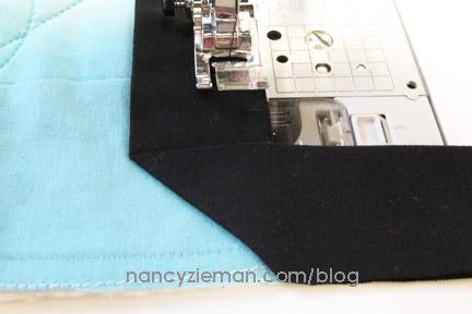 Binding Tutorial Nancy Zieman 4