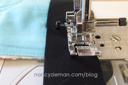 Binding Tutorial Nancy Zieman 5