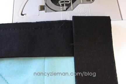 Binding Tutorial Nancy Zieman 7