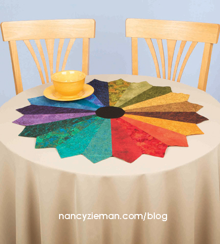 Sew Super Size Quilts Easily with Tips and Techniques on Sewing With Nancy hosted by Nancy ZiemanSew Super Size Quilts Easily with Tips and Techniques on Sewing With Nancy hosted by Nancy Zieman