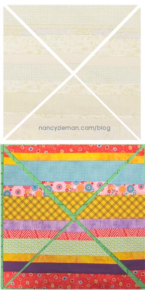 Nancy Zieman September BoM 1