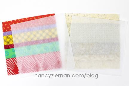 Nancy Zieman September BoM 2