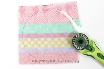 Nancy Zieman September BoM 7