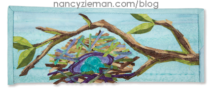 DoodleStitching Nest NancyZieaman1
