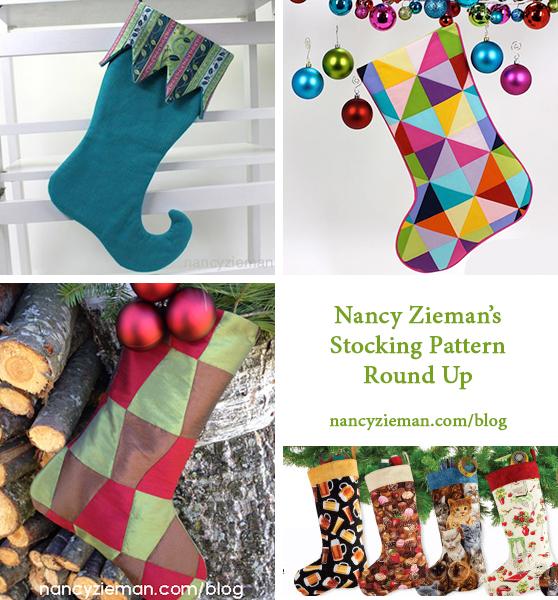 Nancy Zieman Stocking Pattern RoundUp