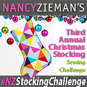 Nancy Zieman's Stocking Sewing Challenge