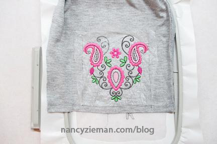 Machine Embroidery Nancy Zieman 14