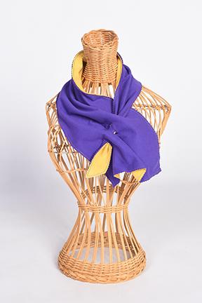 MaryMulari NancyZieman PurpleScarf