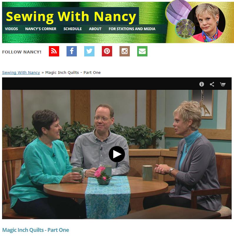 SewingWithNancy WeeksAndRingle 2