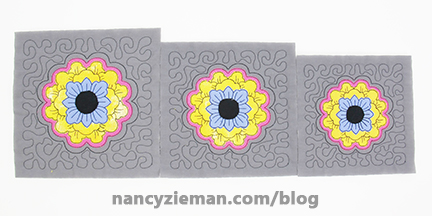 Block Sizes Nancy Zieman