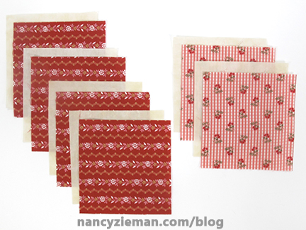January 2017 Block of the Month by Nancy Zieman/Sewing WIth Nancy