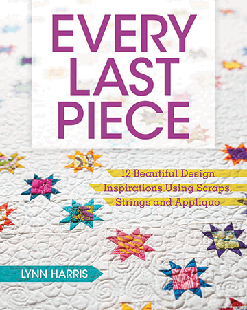 Every Last Piece Scrap Quilts on Sewing With Nancy with host Nancy Zieman and guest Lynn Harris