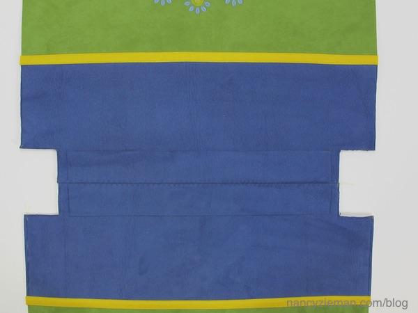 Baby Lock's Love of Sewing Challenge, Nancy Zieman, Tote Making Tips