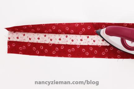 Nine Patch Block Nancy Zieman 12