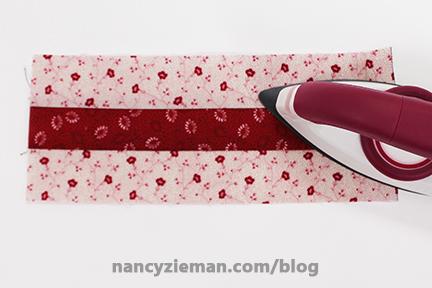 Nine Patch Block Nancy Zieman 5