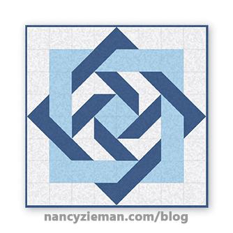 Slip Knot Quilt Nancy Zieman