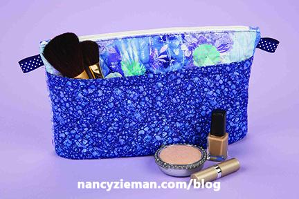 5 ZipperedPouch Nancy Zieman