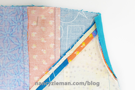 How to Sew a Pillow from an Orphan Quilt Block by Nancy Zieman