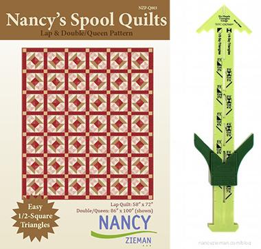 Prize NancysSpool Quilt Pattern