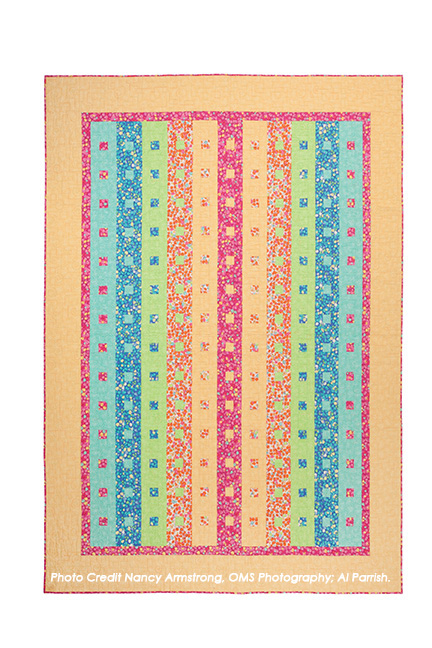 13 Quick Column Quilts by Nancy Zieman | F + W Media