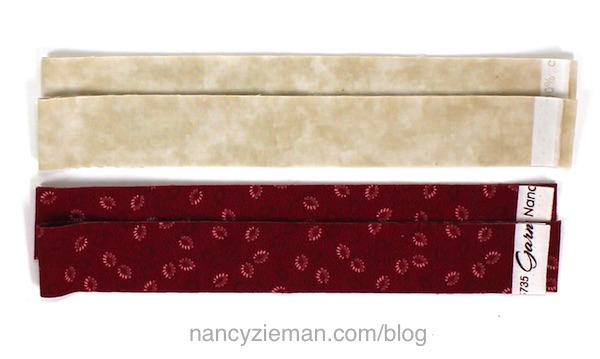 Nancy Zieman Block of Month 2017
