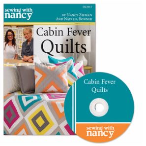 Cabin Fever Quilts by Natalia Bonner on Sewing With Nancy \ Nancy Zieman